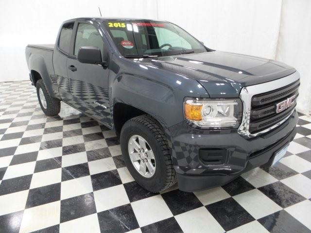 2015 GMC Canyon 2WD in