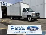 2017 Ford E-450 16' Cube 6.2LV8 LOW KMS in Hagersville, Ontario