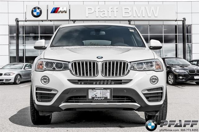 USED 2017 BMW X4 XDrive28i