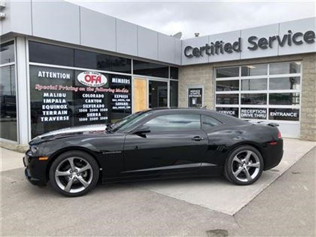 2014 Chevrolet Camaro 2LT in