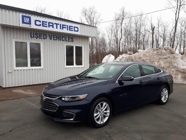 2017 Chevrolet Malibu LT in