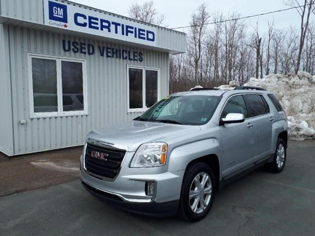 2016 GMC Terrain SLE in