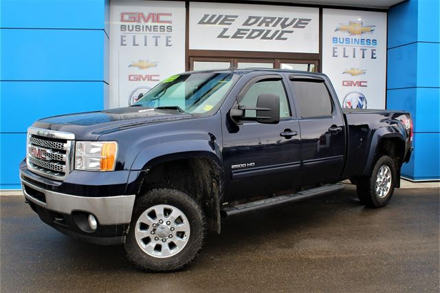 2012 GMC Sierra 2500  SLT in