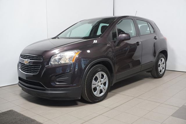 2015 CHEVROLET Trax LS in Montreal, Quebec