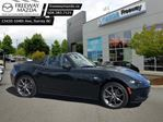 2016 Mazda MX-5 Miata  GT - Navigation -  Sunroof -  Leather Seats - $189 in Surrey, British Columbia