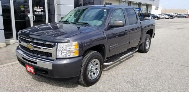 2010 Chevrolet Silverado 1500 LS Cheyenne Edition in