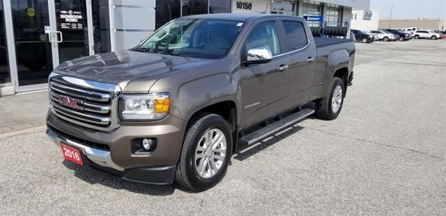 2016 GMC Canyon 4WD SLT in
