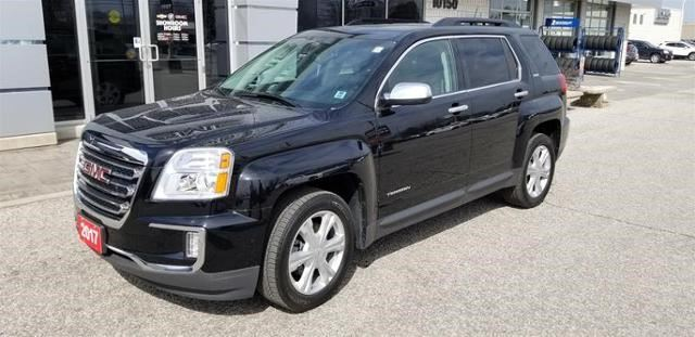 2017 GMC Terrain SLE in