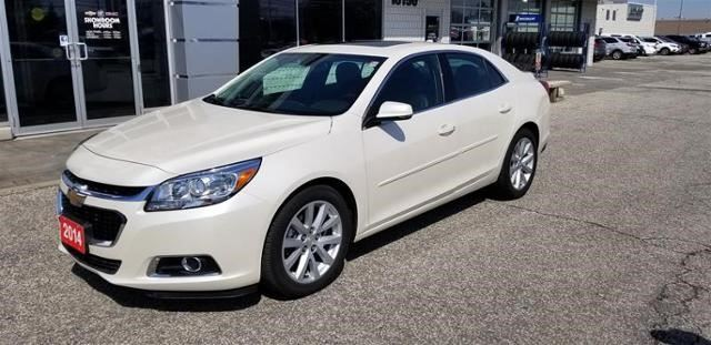 2014 Chevrolet Malibu LT in