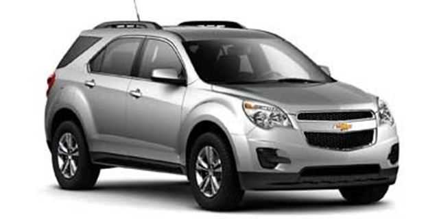 2012 Chevrolet Equinox 1LT in
