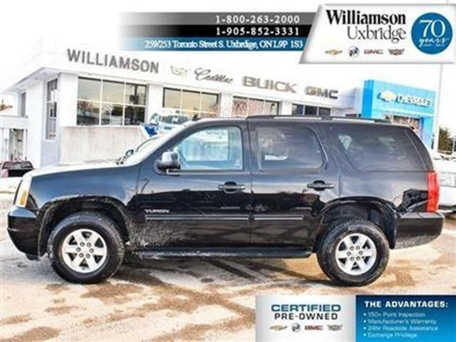 2014 GMC Yukon SLE in