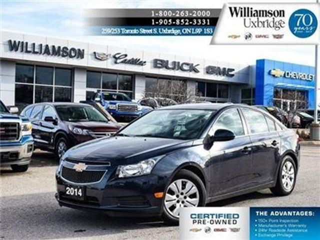 2014 CHEVROLET Cruze 1LT in Uxbridge, Ontario