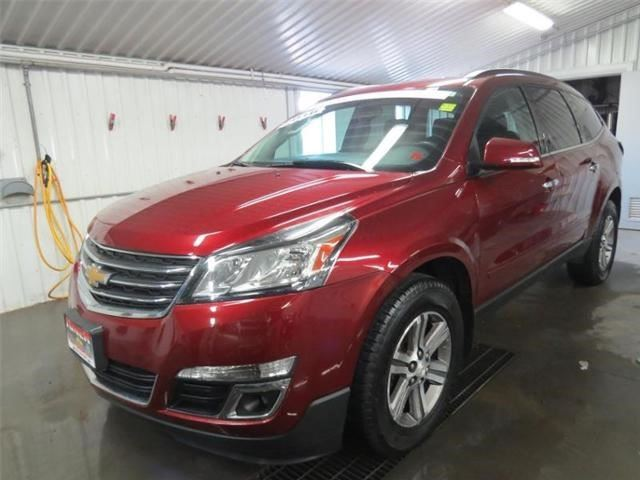 2016 Chevrolet Traverse LT in Tracadie-Sheila, New Brunswick