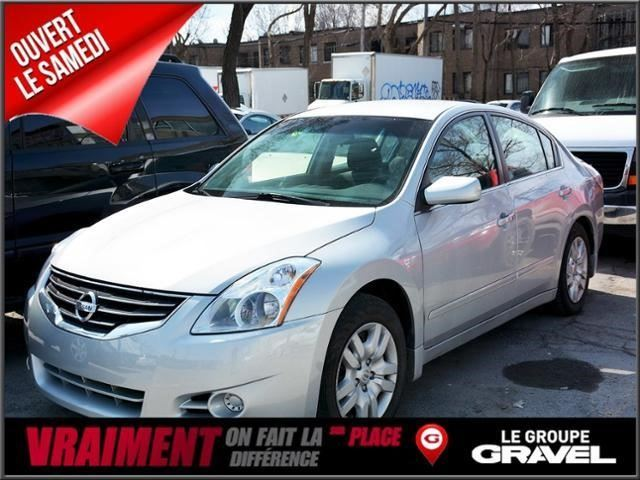 2012 Nissan Altima 2.5 S in