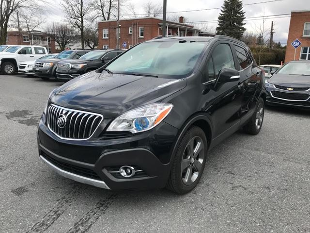 2014 Buick Encore Leather in