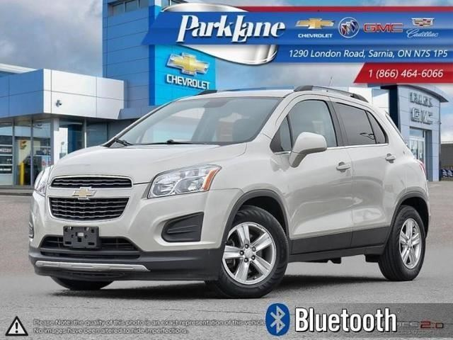 2013 Chevrolet Trax LT in