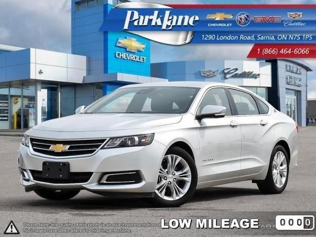2015 Chevrolet Impala LT in
