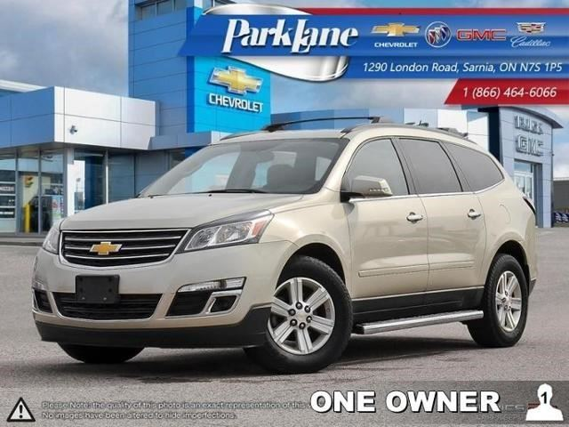 2014 Chevrolet Traverse 1LT in