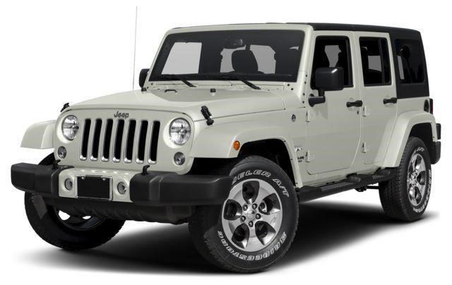 2016 Jeep Wrangler Unlimited Sahara in