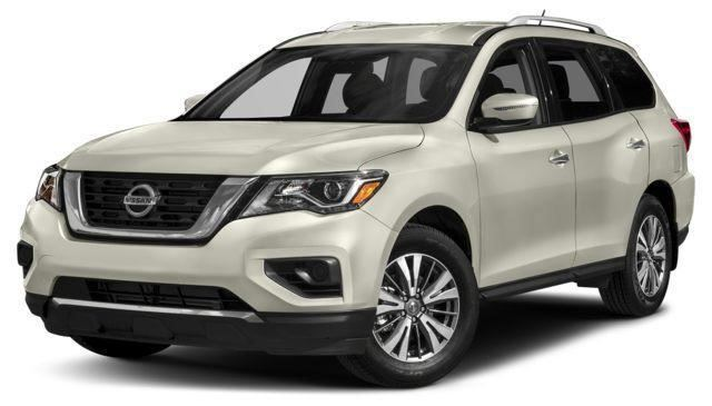 2017 Nissan Pathfinder Platinum in
