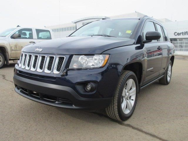 2017 Jeep Compass Sport in