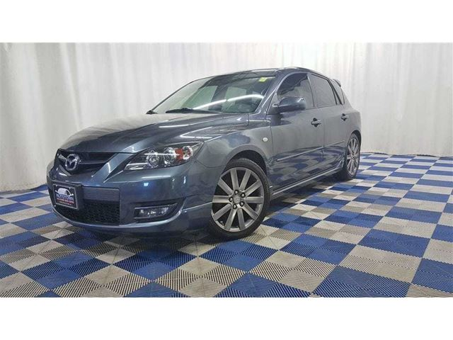 2008 MAZDA MAZDA3 MazdaSpeed /BOSE SOUND SYSTEM/CHECK MOD LIST!! in Winnipeg, Manitoba