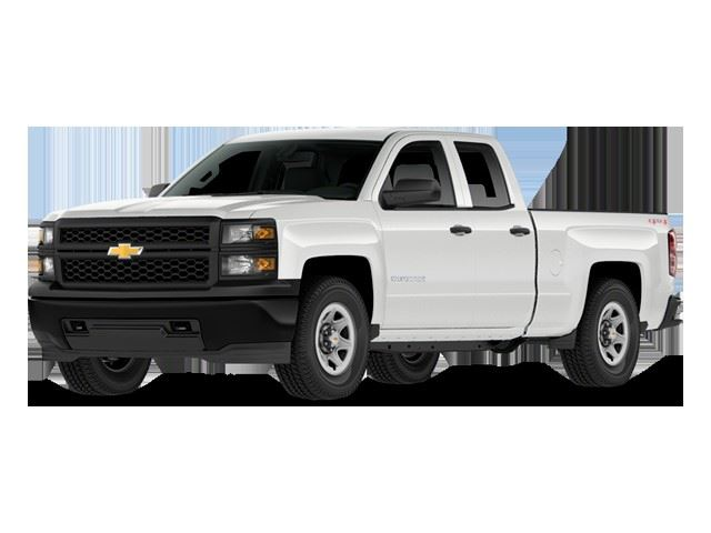 2014 Chevrolet Silverado 1500 Work Truck w/1WT in
