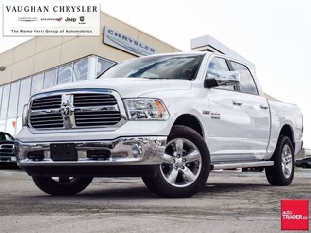 2017 DODGE RAM 1500 Big Horn Crew Cab*3.0L ECO Diesel* Navigation * in Woodbridge, Ontario