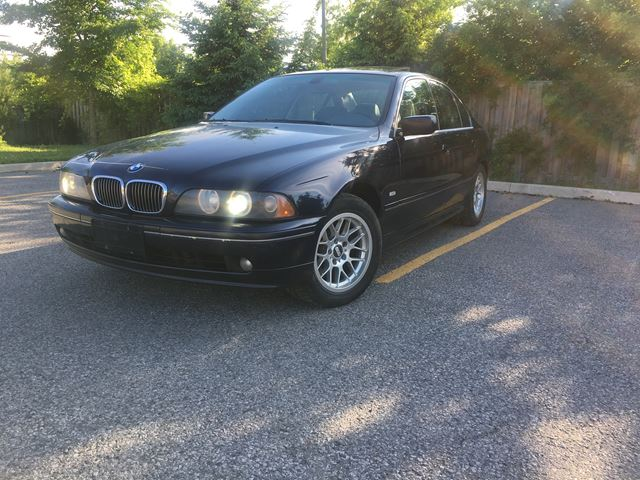 2001 BMW 5 Series 540iA in North York, Ontario