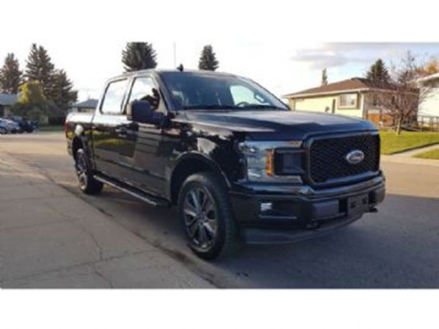 2018 Ford F 150 Xlt 4wd Supercrew 5 5 Box Special Edition 302 A