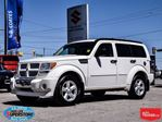 2010 Dodge Nitro SXT 4x4 ~Power Moonroof ~Alloy Wheels ~Low KM in Barrie, Ontario