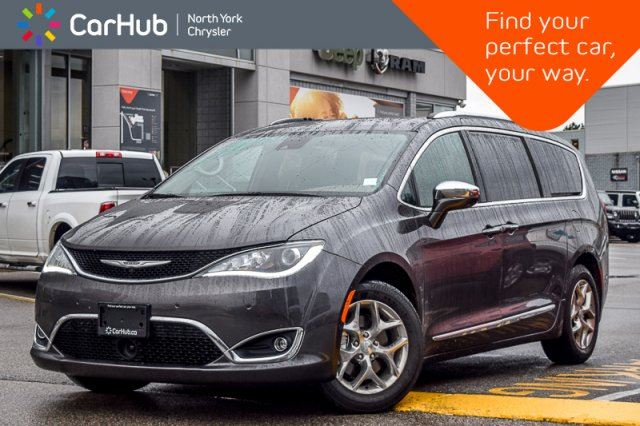 2018 CHRYSLER Pacifica Limited Adv.SafetyTec Pkg Pano_Sunroof Keyless_Entry 18Alloys in Thornhill, Ontario