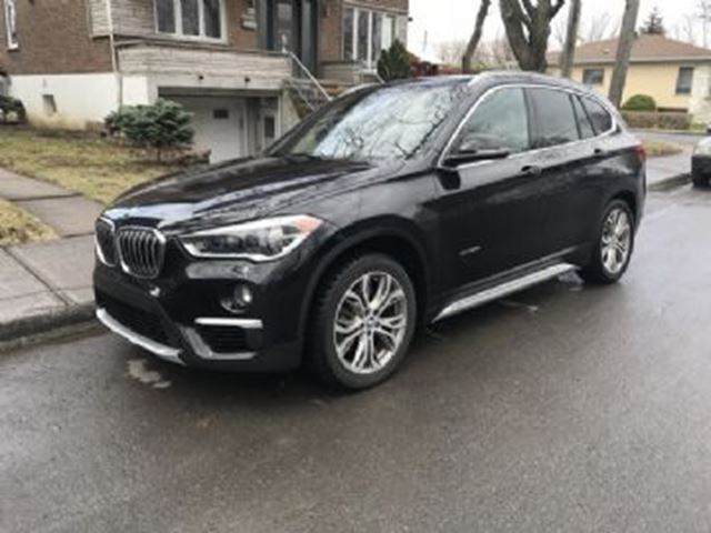 2016 BMW X1 AWD-NAVIGATION in Mississauga, Ontario