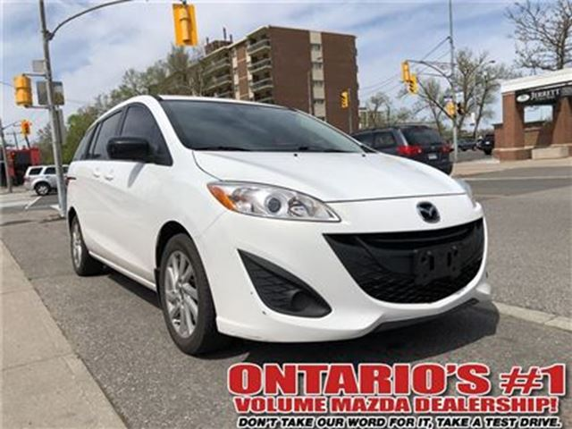 e6a29f0132 USED 2013 Mazda MAZDA5 2.50 GS  ALLOYS   BLUETOOTH!!!!TORONTO ...