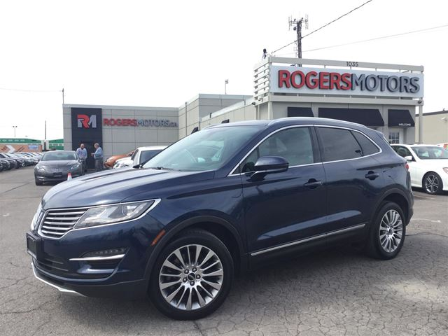 2016 Lincoln MKC 2.0 AWD - NAVI - PANO ROOF - REVERSE CAM in Oakville, Ontario