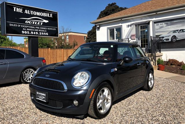 2009 Mini Cooper Manual No Accident Mississauga Ontario Car For