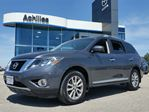 2014 Nissan Pathfinder SL, Leather, AWD  in Milton, Ontario