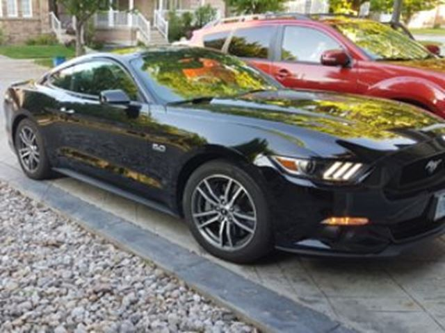 2016 FORD Mustang 2dr Fastback GT Premium in Mississauga, Ontario