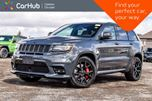 2018 Jeep Grand Cherokee New Car SRT 4x4 Navi Pano Sunroof P P Parking Backup Cam Bluetooth 20Alloy in Bolton, Ontario