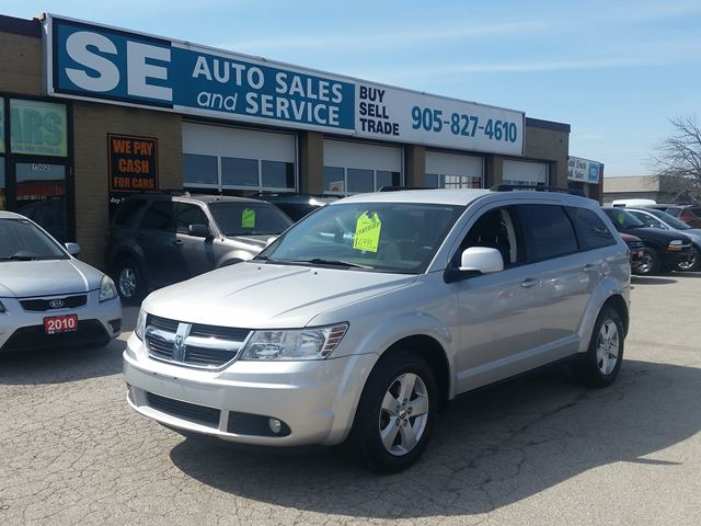 2010 DODGE Journey SXT in Oakville, Ontario