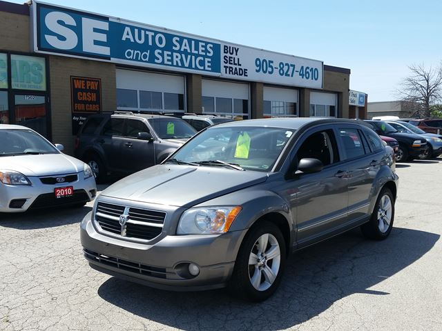 2011 DODGE Caliber SXT in Oakville, Ontario