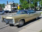 1966 Cadillac DeVille Sedan De-Ville **CAREFULLY STORED FOR 20YRS**EXCELLENT CONDITION INSIDE AND OUT!!!*** in St Catharines, Ontario