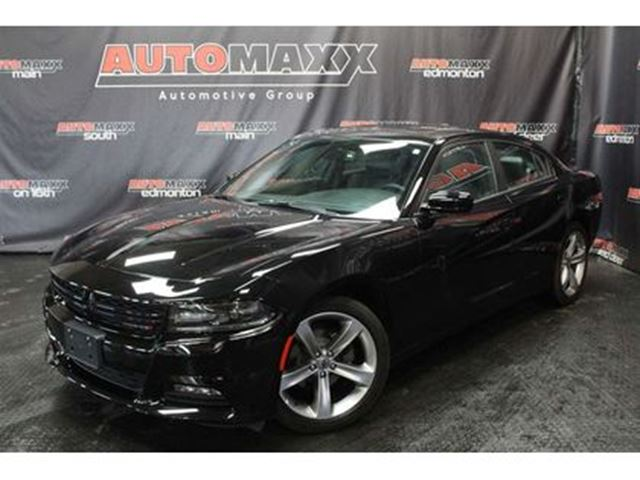 2017 DODGE Charger SXT Plus w/Leather/Nav/Roof! in Calgary, Alberta
