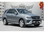 2015 Mercedes-Benz ML350
