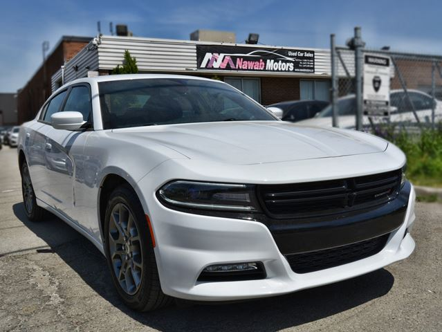 2017 DODGE Charger SXT|Ralley Edition|AWD|Navi|Beats Audio in Brampton, Ontario