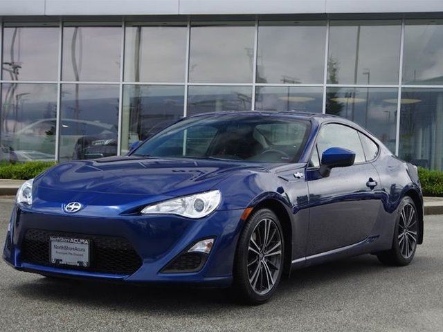 Tires North Vancouver >> 2015 Scion Fr S At New Tires North Vancouver British