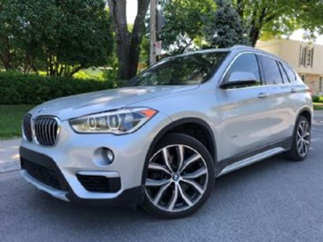 2016 BMW X1 280 ESSENTIAL SPORTS PACKAGES SMALLEST MONTHLY PAYMENT