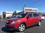 2012 Chevrolet Orlando LTZ - 7 PASS - LEATHER - SUNROOF in Oakville, Ontario