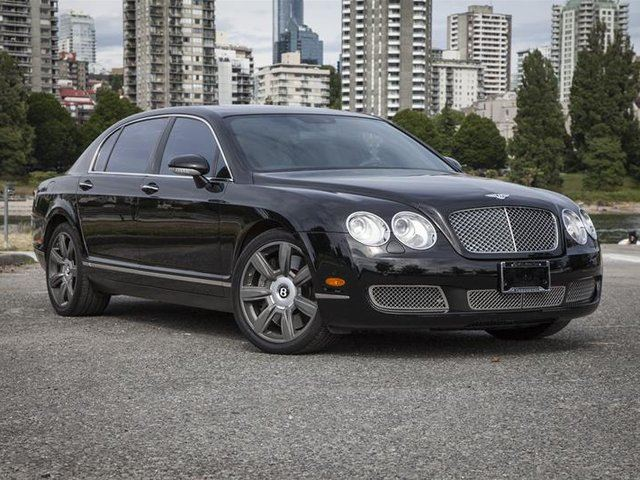 2006 BENTLEY Continental Base in Vancouver, British Columbia