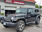 2018 Jeep Wrangler Unlimited Sahara 4x4 Hardtop Convertible * Previous Daily Rental* in Brantford, Ontario